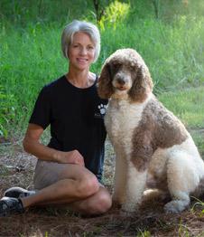 dog groomer Krys Weum